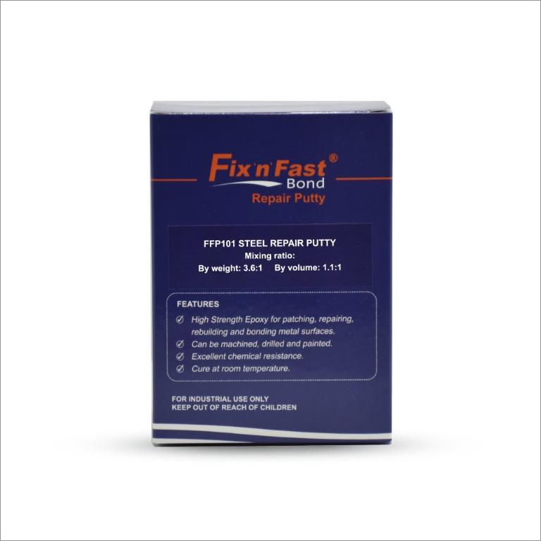 FIX 'N' FAST BOND Metal Repair Putty