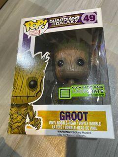 Funko Pop 銀河守護隊 Groot 夜光