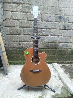 Gitar Akustik Elektrik Cowboy Original