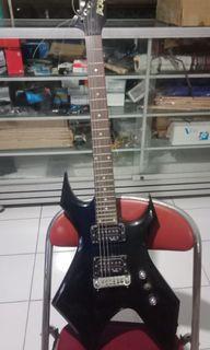 Guitar Electric B.C Rich Bronze Series(Nego)