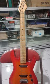 Guitar Electric Murah (Nego)