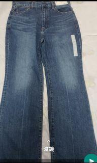 GU牛仔褲XL碼