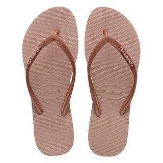Havaianas slim velvet rosa crocus size brazil 41-42