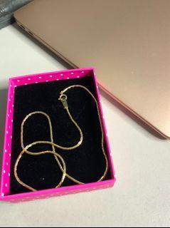 Japan Gold 18k Necklace
