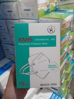 KN95 White 4ply Respiratory Protection Mask