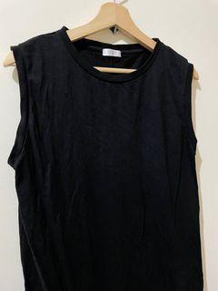 降價❗️Lowrys farm 日系日牌黑色百搭連身裙連身長洋