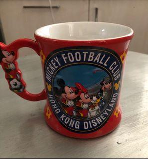 Mickey Mouse Mug Ceramic Original Hongkong Disneyland