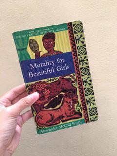 Morality for beautiful girl