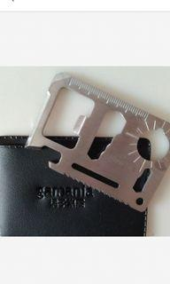 名片式手工具(199萊爾富,100ok免運)