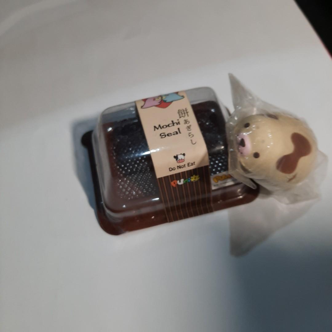puni maru mini mochi seal