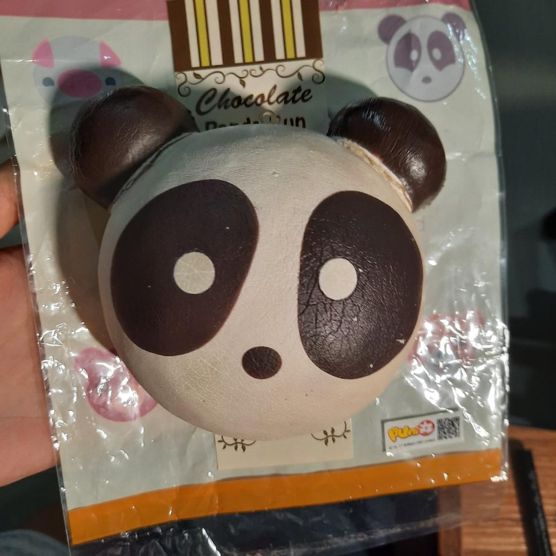 puni maru panda bun squishy