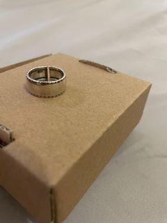 降價❗️原價五折✨Ralos 925銀個性加粗加厚復古銀色戒指