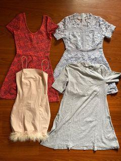 Take all dresses