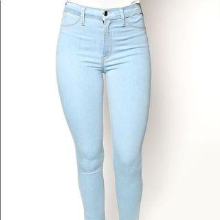 Topshop Light Blue Skinny Jeans (FREE SHIPPING)