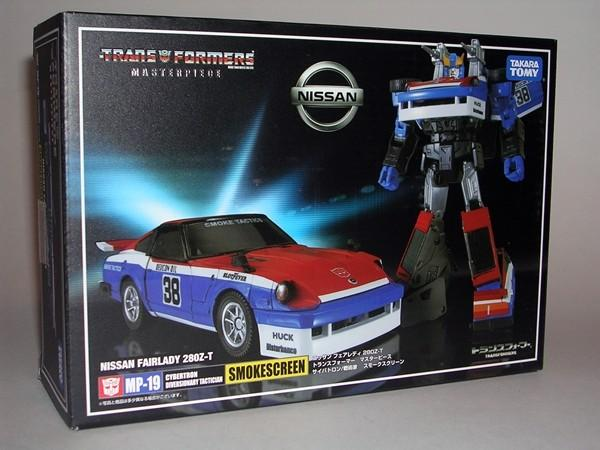 Transformers Masterpiece Figures (MP-17,  MP-19,  MP-28)