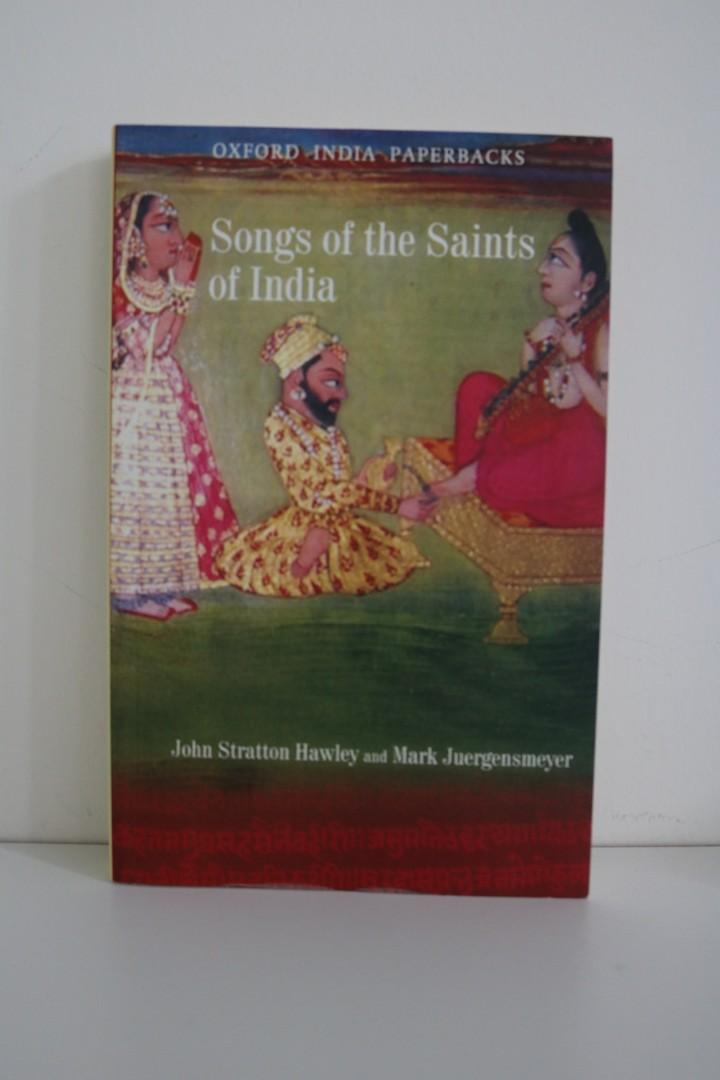 Used Songs Of The Saints Of India
