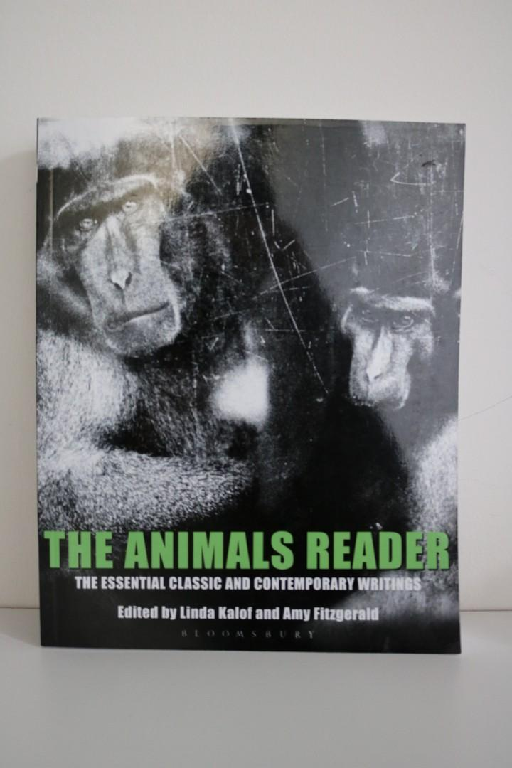Used The Animals Reader: The Essential Classic and Contemporary Writings
