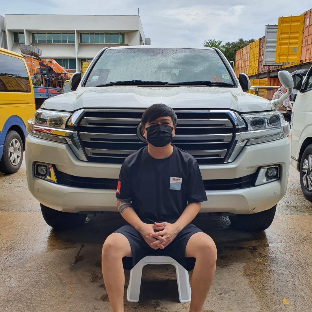 LF- FT & PT Car washer, Car detailer, Polisher