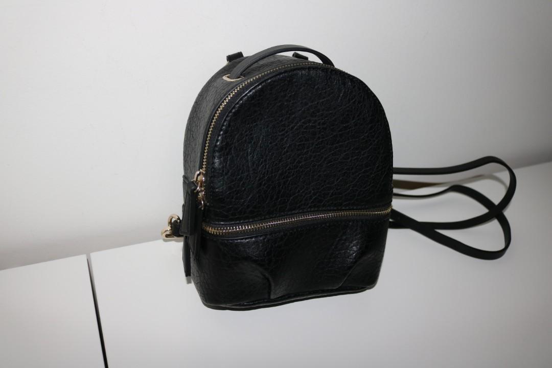 Used Zara Mini Backpack
