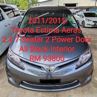 2015 Toyota Estima 2.4 Aeras