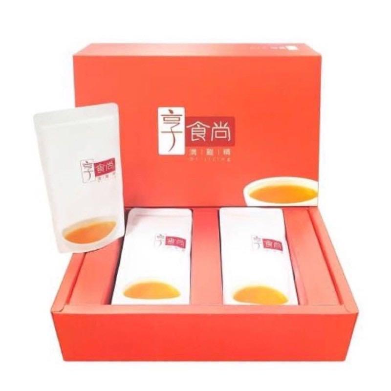 [快速出貨]現貨 【享食尚】常溫滴雞精(45ml/10入)禮盒組