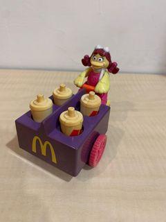 二手 麥當勞 玩具 公仔 小飛飛