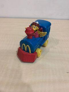 二手 麥當勞 玩具 公仔 小飛飛 火車