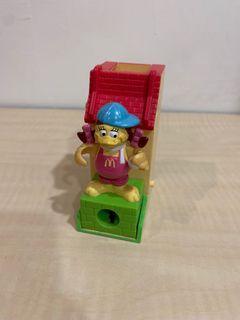 二手 麥當勞 玩具 公仔 小飛飛 大鳥姐姐 削鉛筆機
