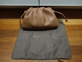 Bv mini pouch sling Genuine leather