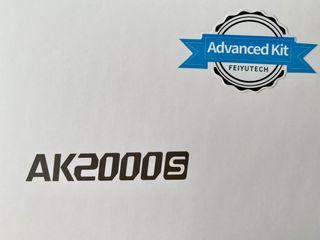Feiyu ak2000s advance kit