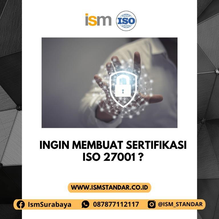 ISO 27001 SURABAYA