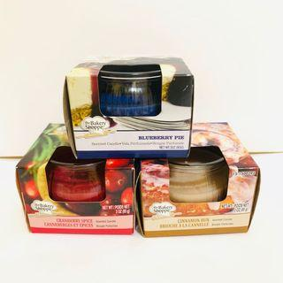 Made in USA scented candles