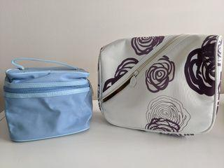 Makeup/ Cosmetic/ Toiletries Bags