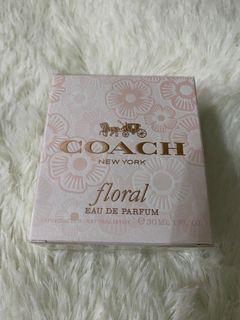 Parfum Coach floral original 30 ml jual rugi (buat kado oke banged ni)