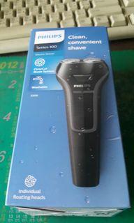 Philips series 100 充電式電鬍刀、