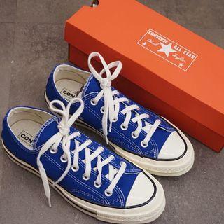 Rare! Converse Chuck 70 low cut sneakers