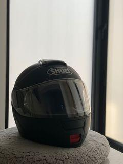 Matte Black Shoei Neotec I Size M |PSB Approved