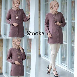 syifa tunik by comfortable hijab