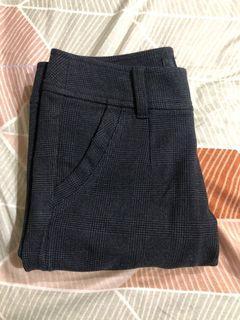 Tartan pants celana plaid kotak kotak uniqlo