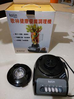 歌林調理果汁機,剩主機跟蓋子,配件便宜賣