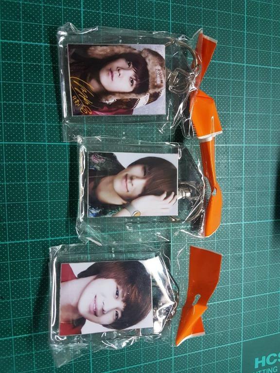 現貨全新韓國偶像 FTIsland shinee 泰敏鑰匙圈 key鑰匙圈 李洪基鑰匙圈 塑膠雙面鑰匙圈