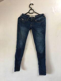 Authentic Hollister Skinny Jeans