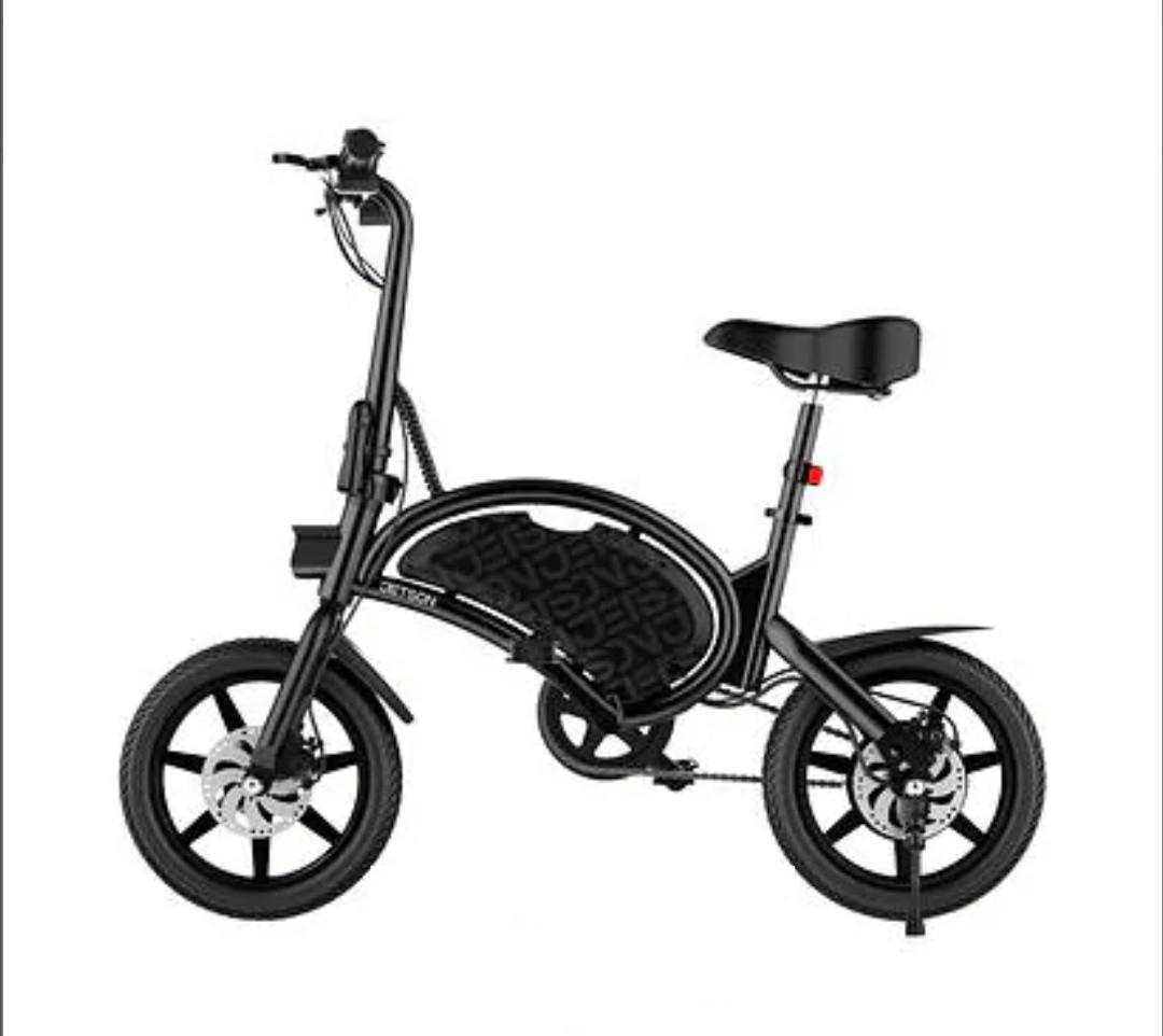 Brand new electric bike.