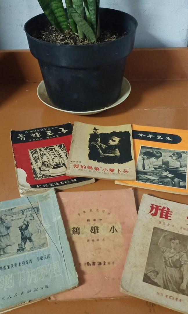 Buku mandarin lawas