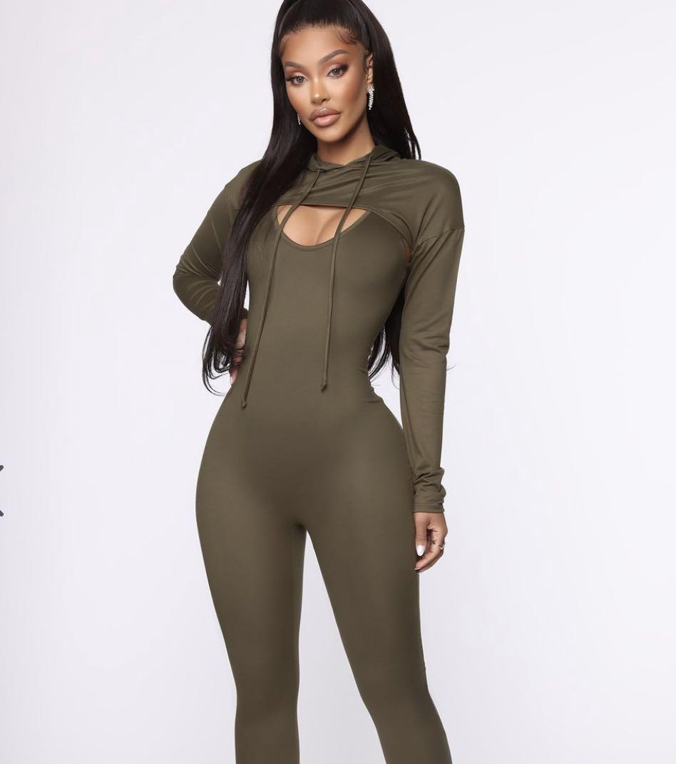 Fashionnova jumpsuit two piece