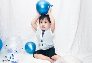 Formal baby attire for pictorial casual or ootd