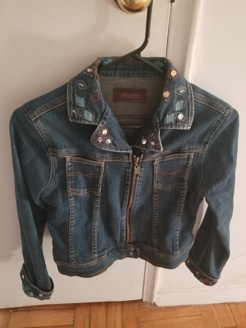 Girl's size M Jean jacket