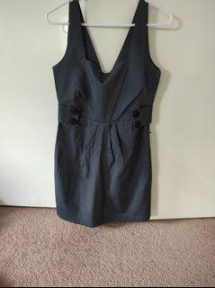 Grey dress