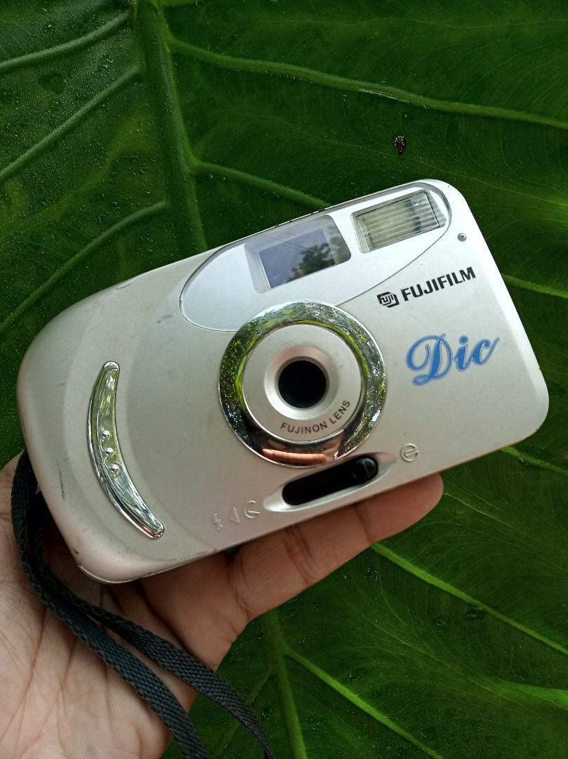 Kamera Analog Fujifilm Dic
