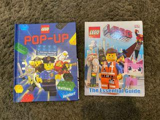Lego books 樂高書